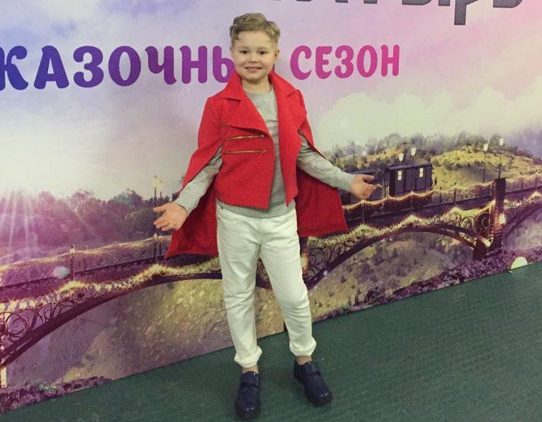 Юный якутянин выступит в конкурсе канала Россия-1 «Синяя птица»