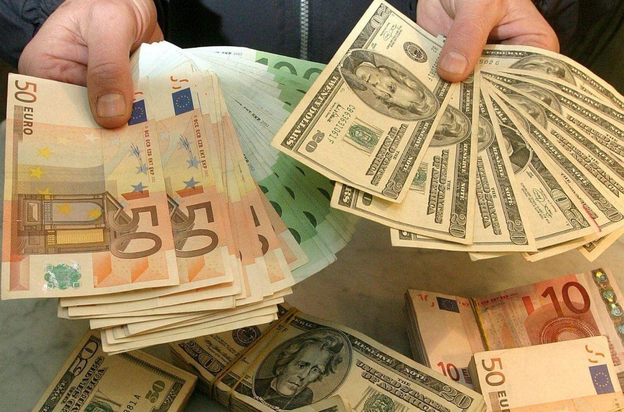 Доллар-евро курс работаем на форекс