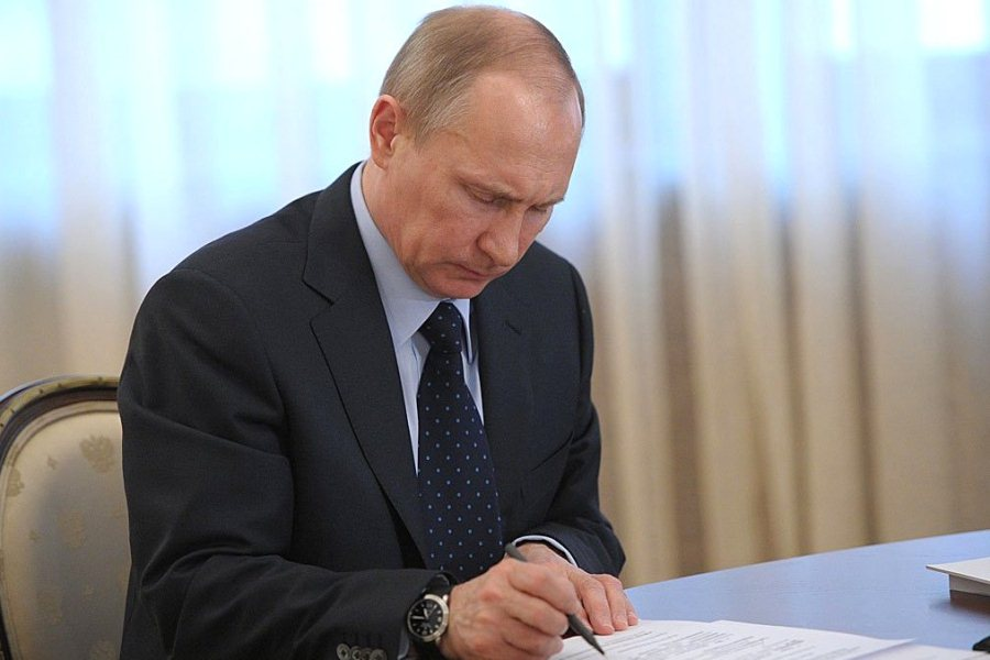 Закон о введении контрольных закупок подписан президентом РФ