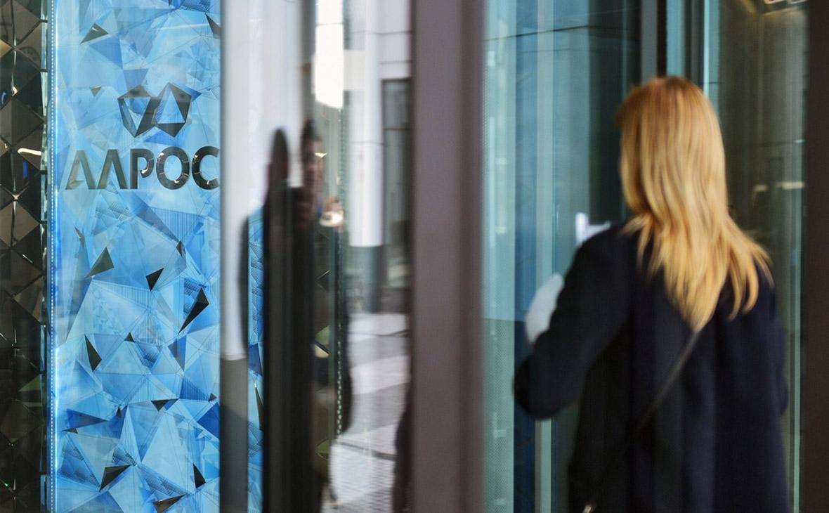 АЛРОСА в марте реализовала алмазно-бриллиантовую продукцию на сумму $559,5 млн