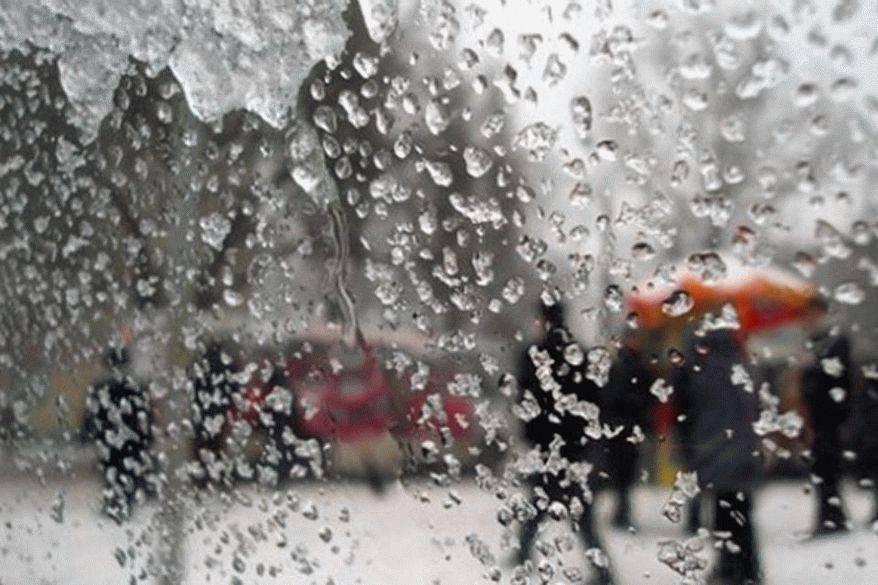 Синоптики поведали , когда вЕкатеринбурге закончит  идти снег