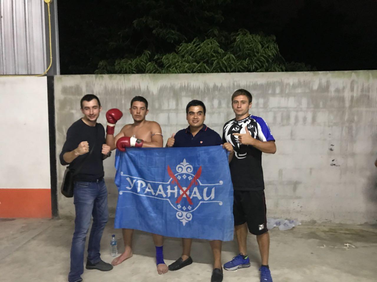 Якутянин в Таиланде нокаутом выиграл бой международного турнира по муай-тай
