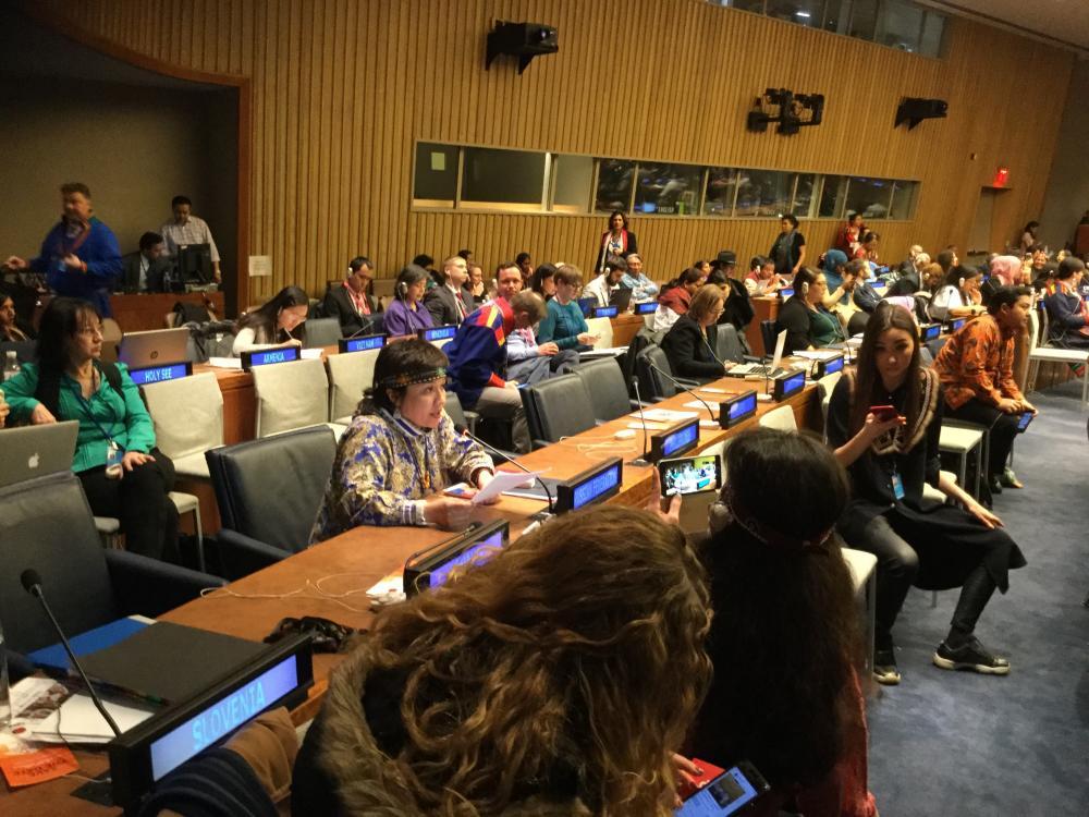 Постоянный форум ООН по вопросам коренных народов: В адрес России критики не было