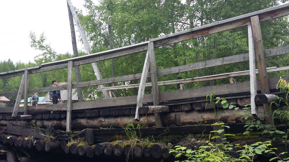 В поселке Ленинский Алданского района построят новый мост