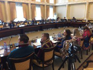 Свеин Матхиесен: Молодые оленеводы из Норвегии и России должны учиться вместе