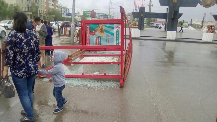 Последствия урагана в столице Якутии будут устранены в кратчайшие сроки