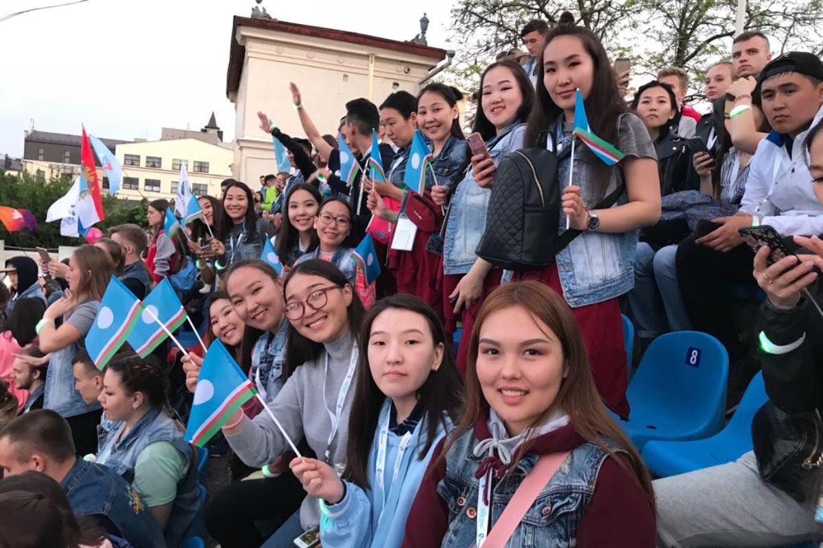 Студенты СВФУ стали лауреатами культурого фестиваля «Российская студенческая весна»