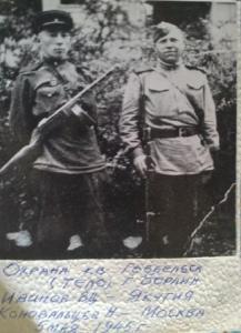 6-4-217x300 Зенитчик, танкист, стрелок: Они ковали победу на фронтах Великой Отечественной войны