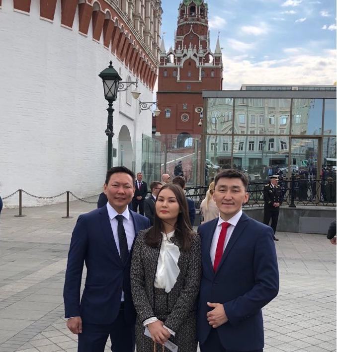 Кто из якутян примет участие в инаугурации президента России