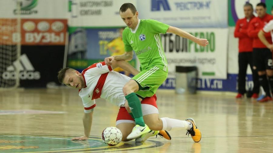 «Алмаз» проиграл в ответном матче полуфинала плей-офф чемпионата России