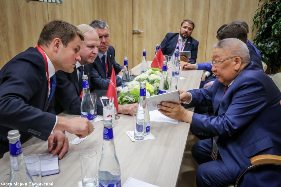 Егор Борисов обсудил новые проекты с генеральным директором British Petroleum