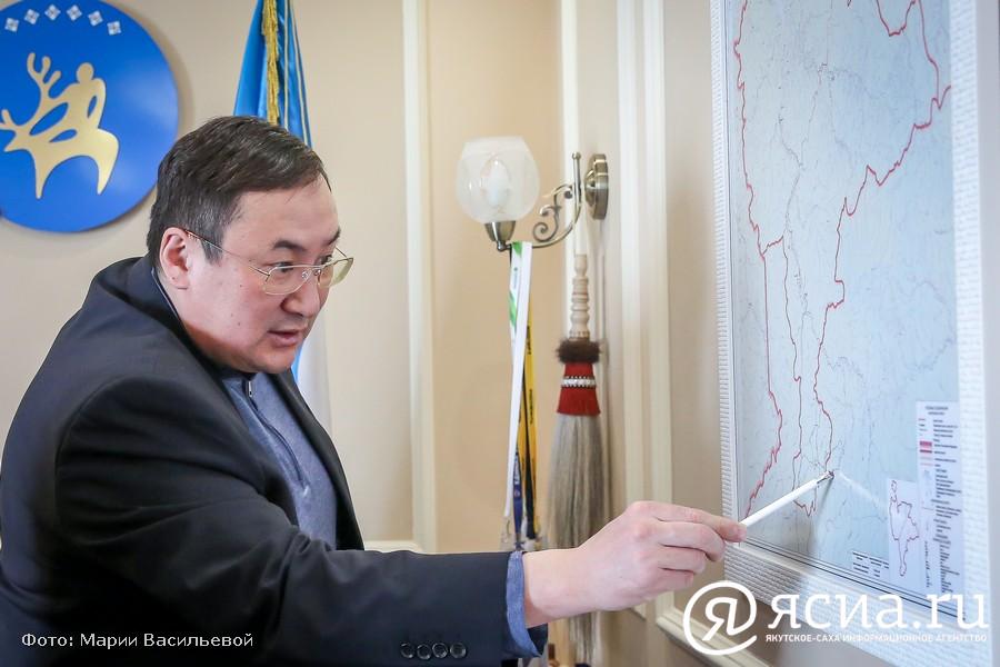 Глава Анабарского улуса о новых месторождениях, бизнесе на костях и прогрессе