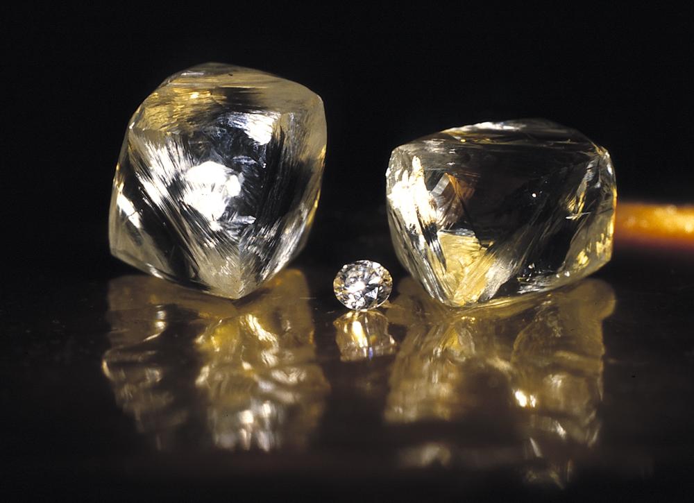 АЛРОСА реализовала на аукционе в Израиле крупные алмазы на $14,5 миллиона