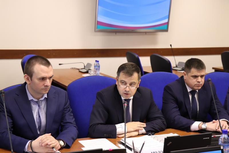 В Якутске с замминистра энергетики РФ обсудили подготовку к отопительному сезону
