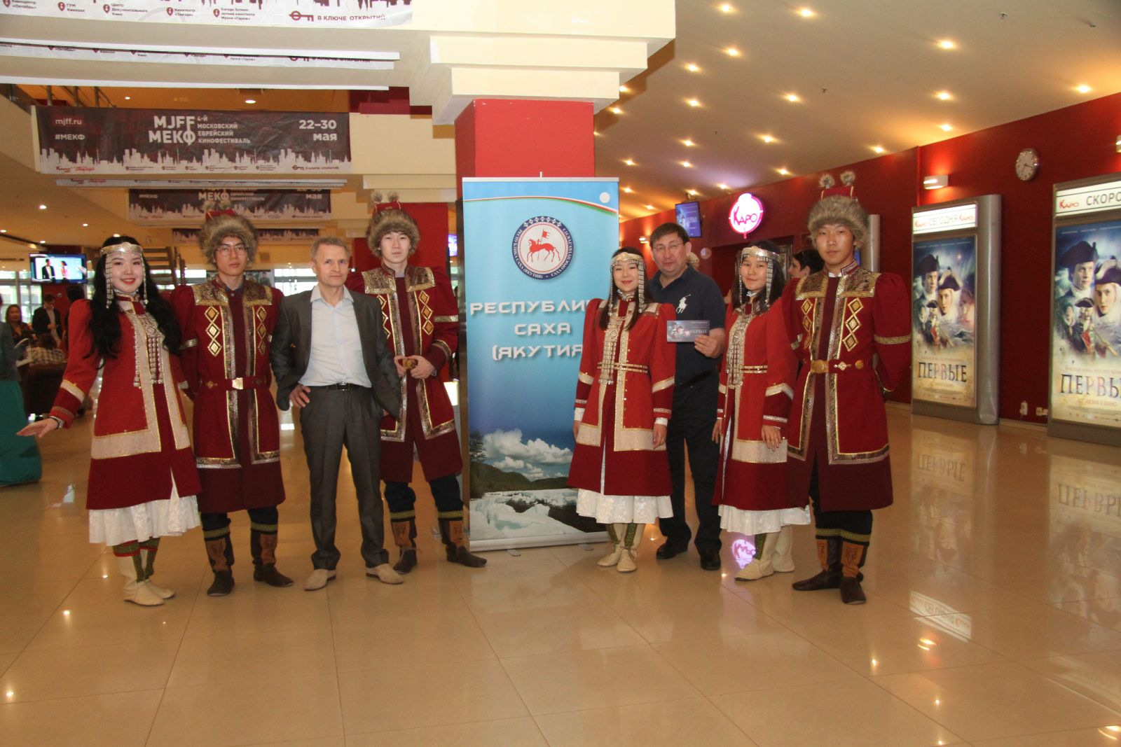 В Москве представили фильм об освоении российского Севера