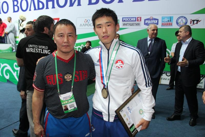 Якутянин Дмитрий Аксенов стал серебряным призером чемпионата мира