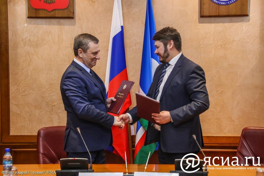 Правительство Якутии и ДОСААФ России подписали соглашение о сотрудничестве