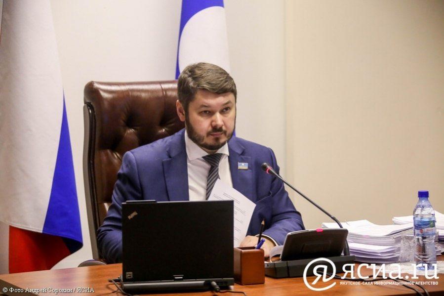 Якутией временно будет руководить Евгений Чекин