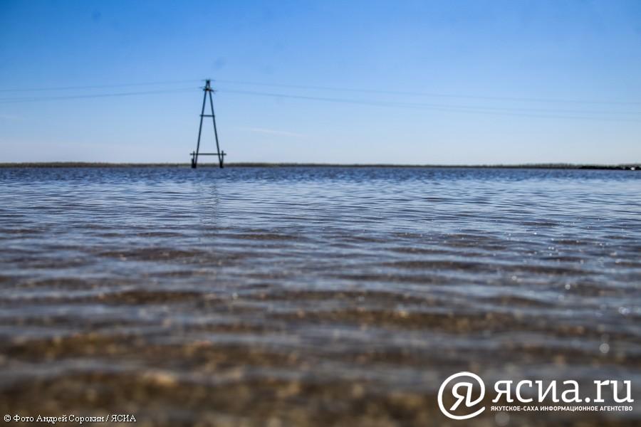 ВЯкутии объявили режимЧС из-за паводка