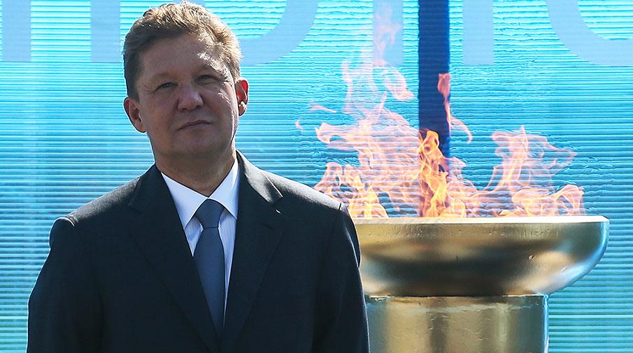 Руководитель «Газпрома» неисключил возможность возведения «Северного потока— 3»