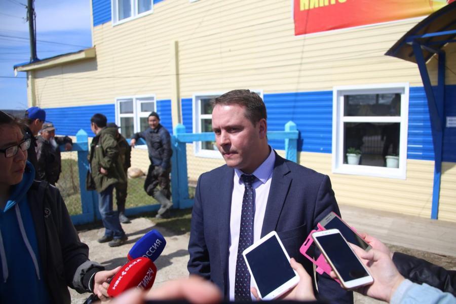 Юрий Зайцев: Ситуация в Октемцах стабильная, готовность к паводку была хорошая