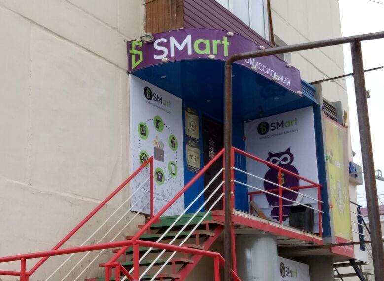 Дело об ограблении магазина Smart направлено в суд