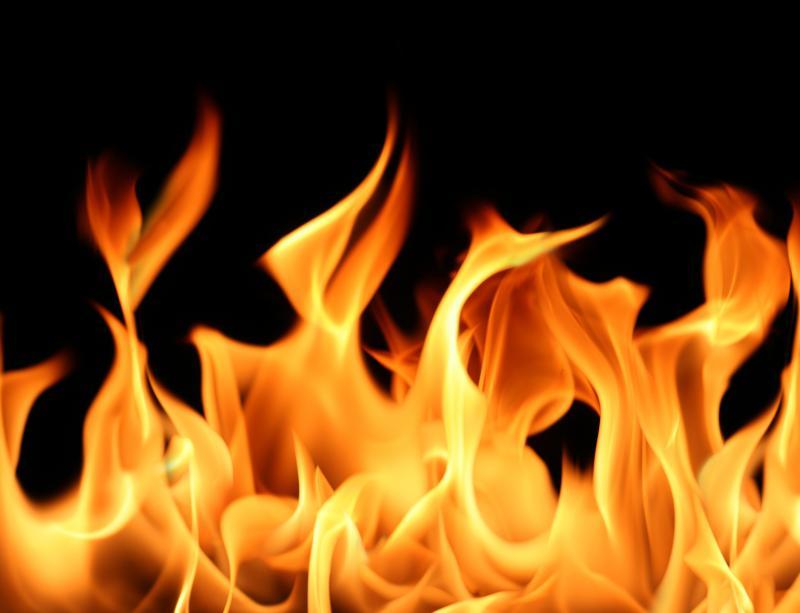 В селе Кюсюр Булунского улуса произошло возгорание в котельной