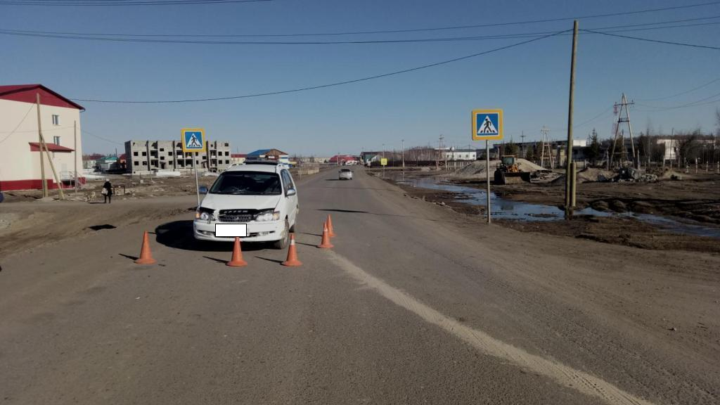 В Якутии произошло два наезда на пешеходов