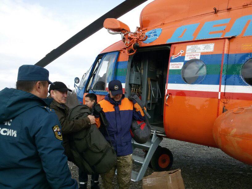 Якутия: паводок подтопил неменее 600 дворов в 2-х селах