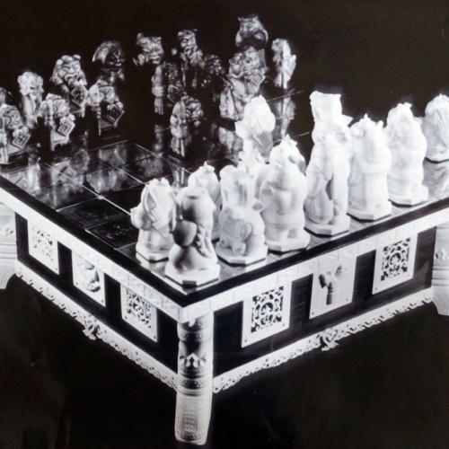 шахматы гоголев