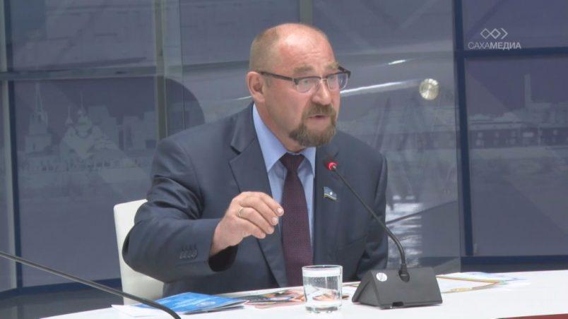 Владимир Членов: Глава Якутии сконцентрировал внимание на узловых моментах