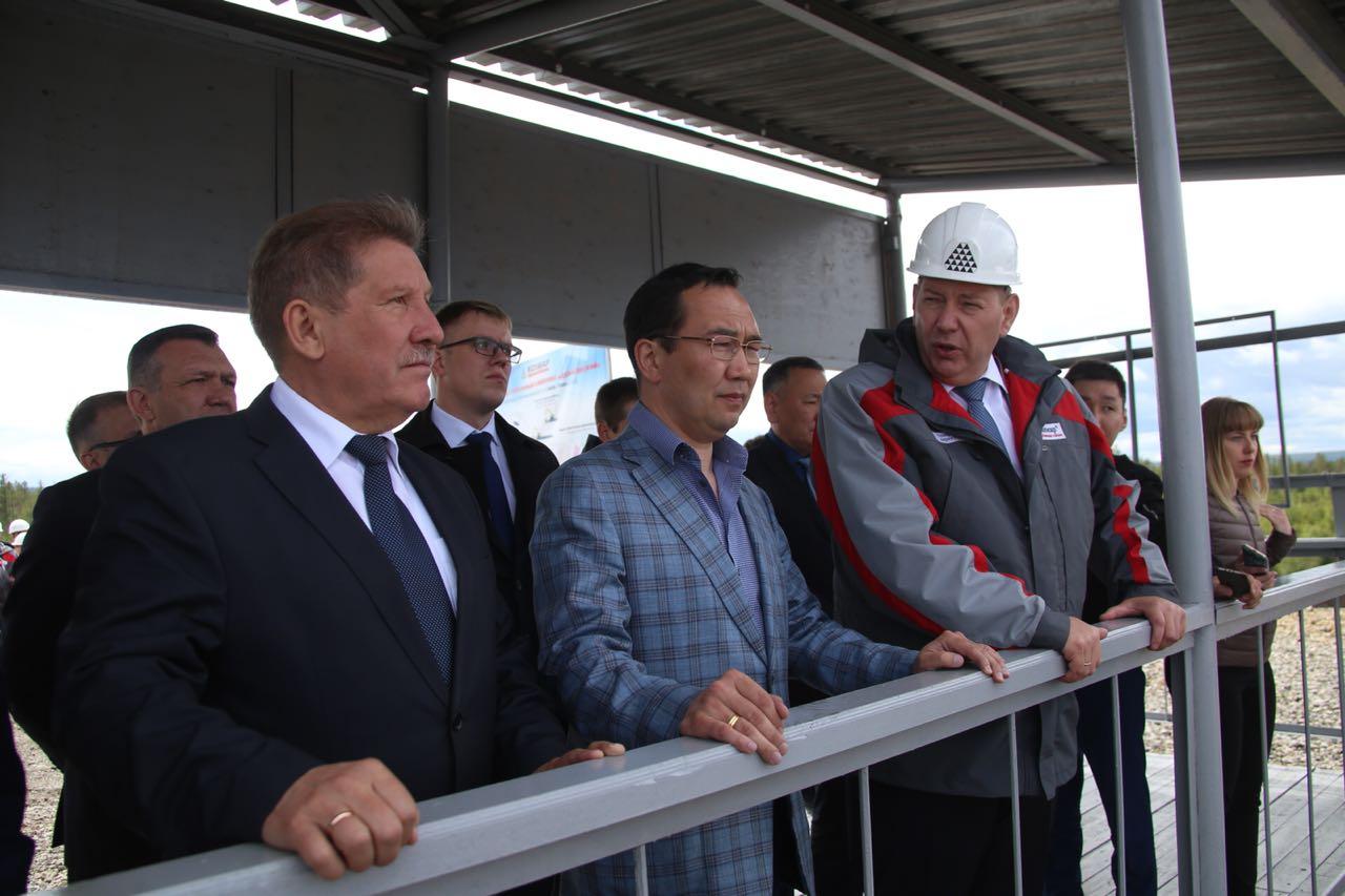 Айсен Николаев: Нерюнгринский район должен стать центром развития Южной Якутии