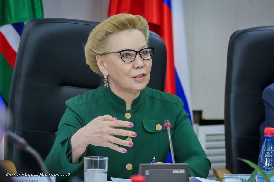 Галина Данчикова выполнила наказ избирателей Якутии