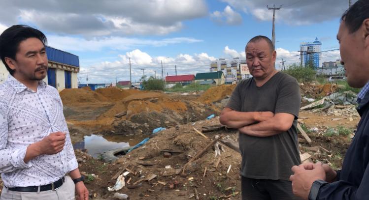 В Якутске продолжается борьба с незаконным сливом фекалий