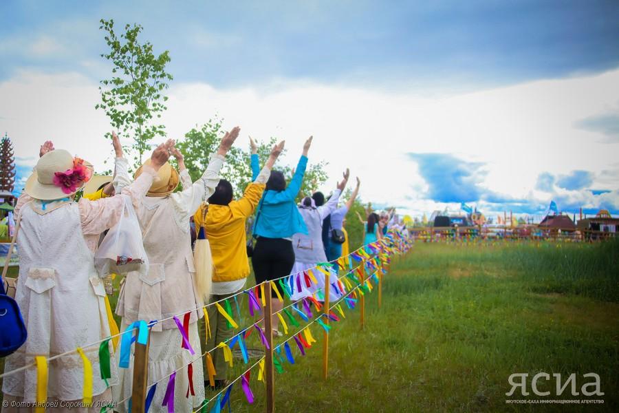 Ысыах Туймаады посетили свыше 190 тысяч человек