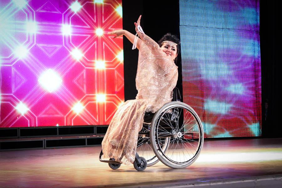 Алена Игнатьева стала победительницей конкурса «Красота без границ»