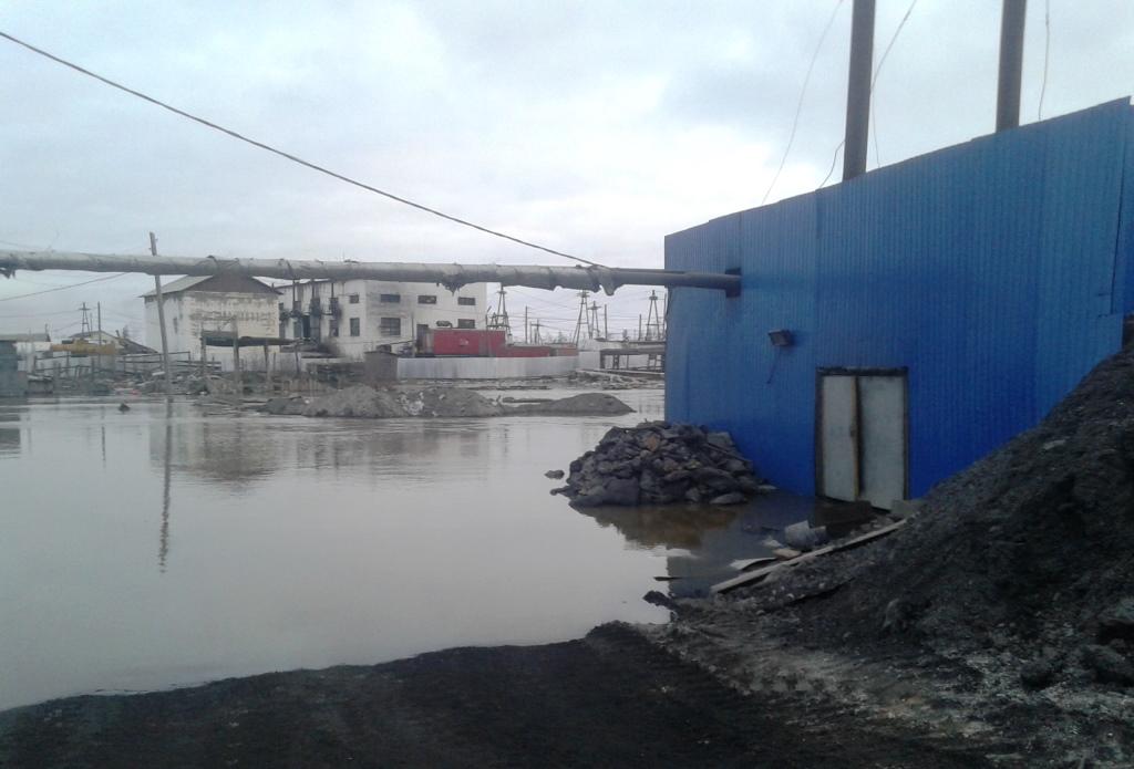 Ущерб от паводка ЖКХ Якутии оценивается в 82 млн рублей