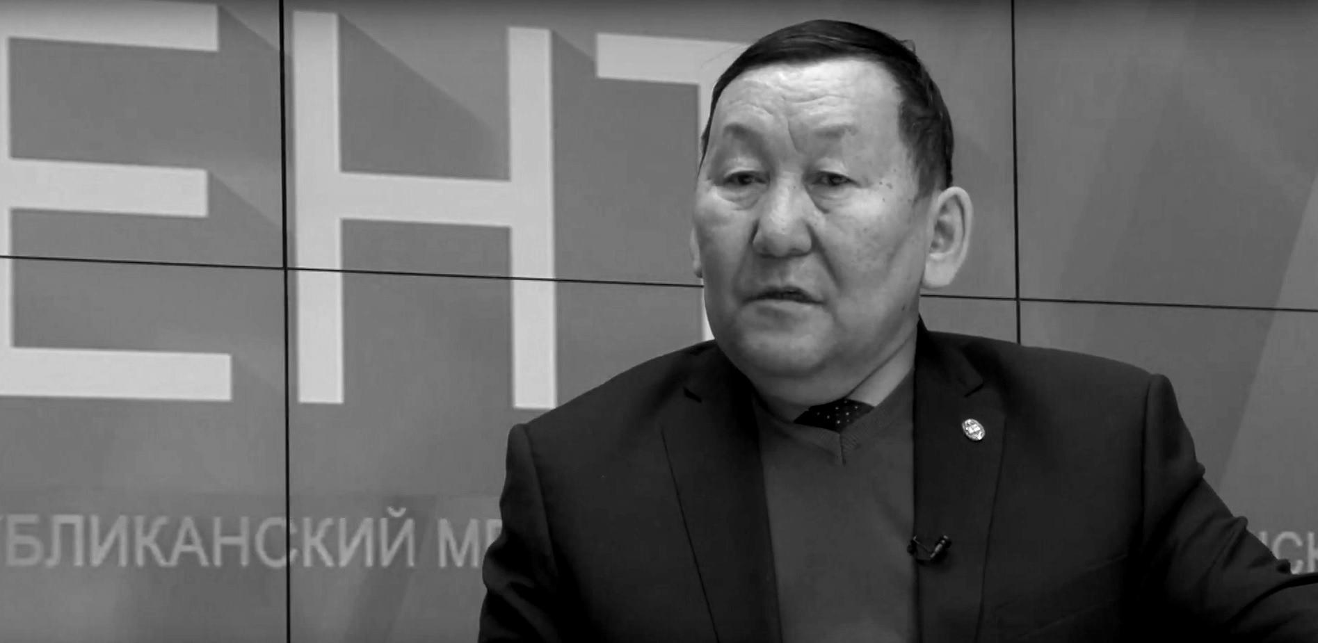 Айсен Николаев выразил соболезнование родным Николая Шишигина