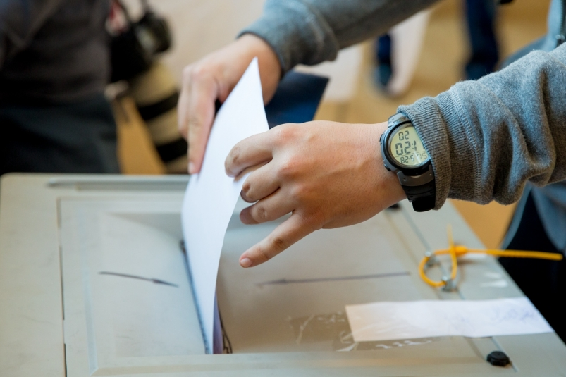 Заявления оголосовании поместу нахождения подали уже 500 человек— ЦИК