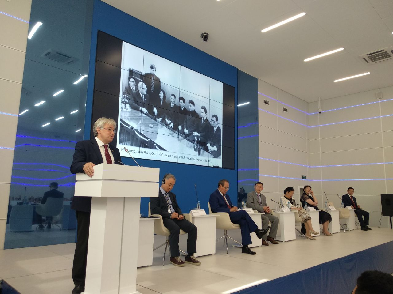 В Якутске начался Евразийский симпозиум по прочности материалов в холодном климате