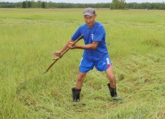 Якутяне выехали на XII Всероссийские летние сельские спортивные игры