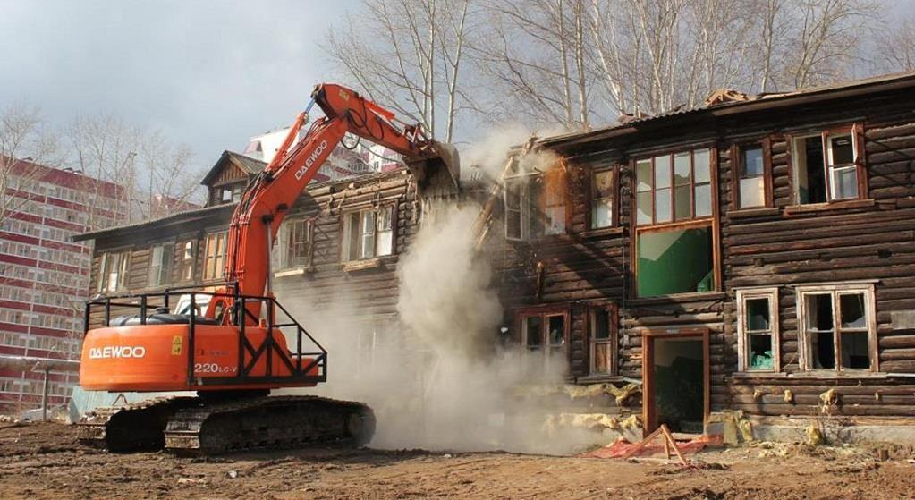 Программа по переселению из ветхого и аварийного жилья реализуется по всей Якутии