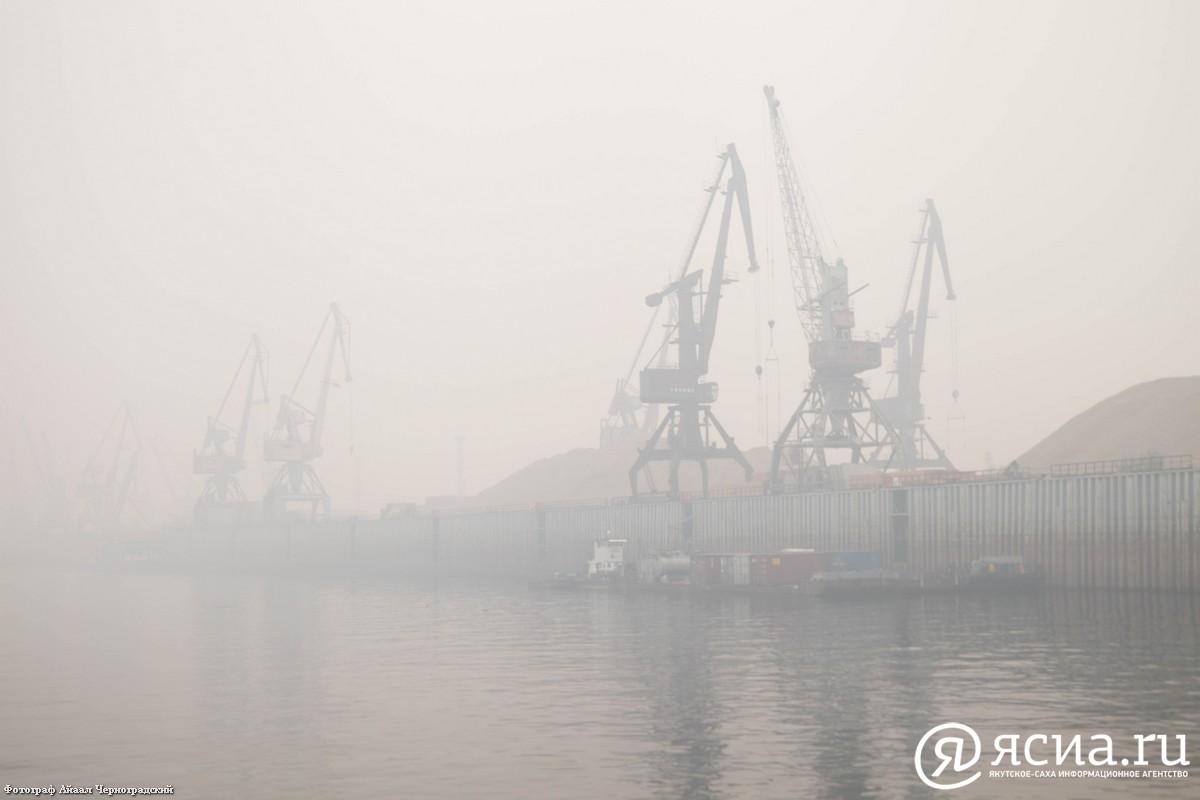 Роспотребнадзор проверил воздух в Якутске