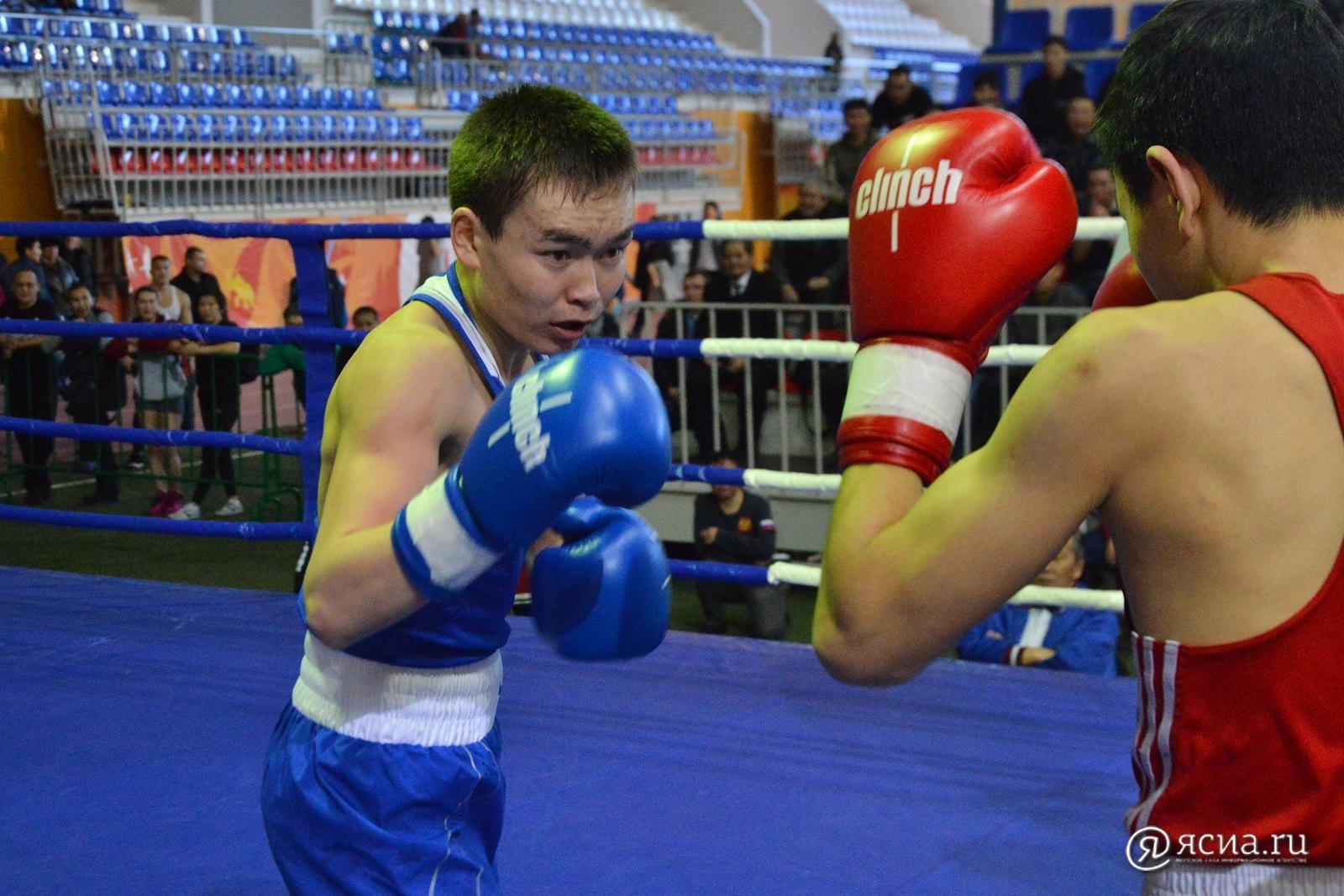 Якутия на домашнем чемпионате России по боксу выставит 18 спортсменов