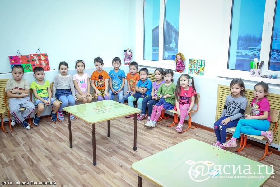 В Якутии в 2021 году введут 15 детских садов