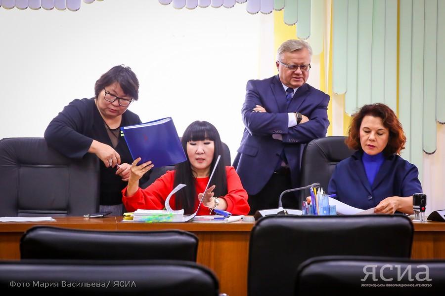 Завершился прием документов для регистрации кандидатов на пост главы Якутии