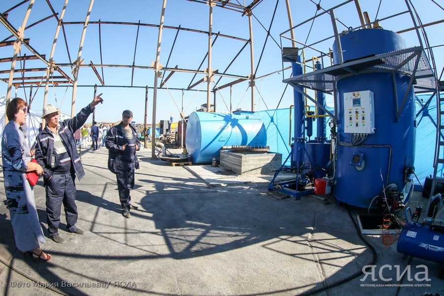 В Якутии заработала установка по утилизации свыше 900 видов опасных отходов