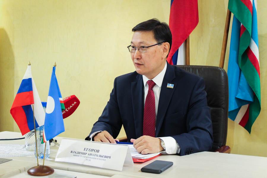 Министр образования Якутии озвучил смету Международных интеллектуальных игр