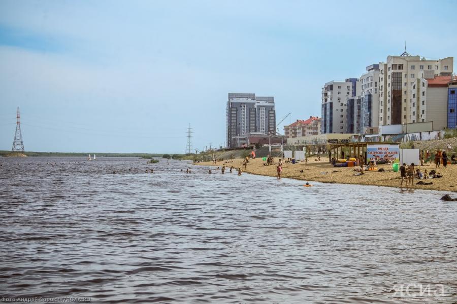 Роспотребнадзор: Качество воды городского пляжа на 202 микрорайоне не соответствует нормам