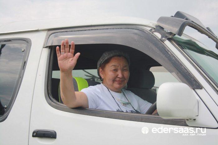 В следующем году автолюбительницы соберутся на традиционном конкурсе в Намском районе